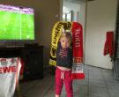 Dezember 2015 Fußballspiel Köln - Dortmund